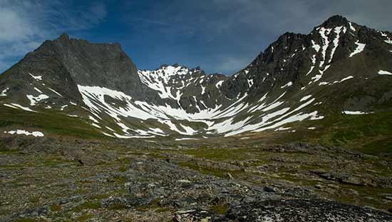 randonnée-laponie-norvege-cirque