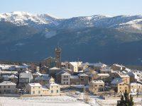 station de ski avec garderie pour bébé pyrenees