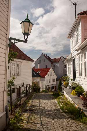 Bergen-en-Norvège