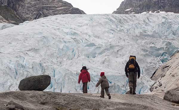 glacier-Nigardsbreen-Norvège-en-famille-voyage