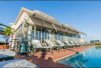 hotel-famille-barcelone-avec-piscine
