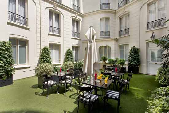 hotel paris chambre familiale