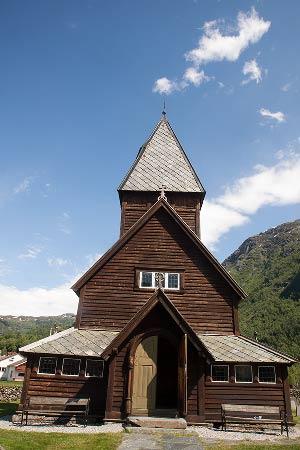 norvege-en-famille-avec-enfants-église