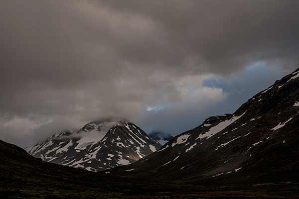 norvège-montagne