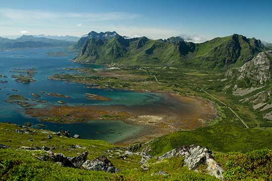 Lofoten-Rando-en-norvege