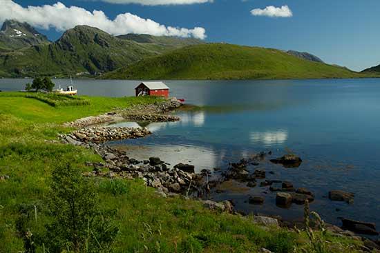fjord-norvege-Lofoten