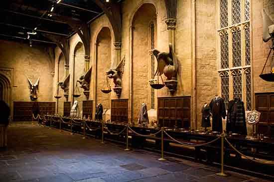 visite studio harry potter