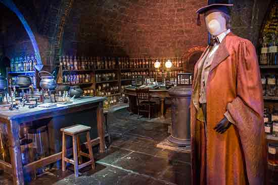 studio-harry-potter-Londres-salle-des-potions
