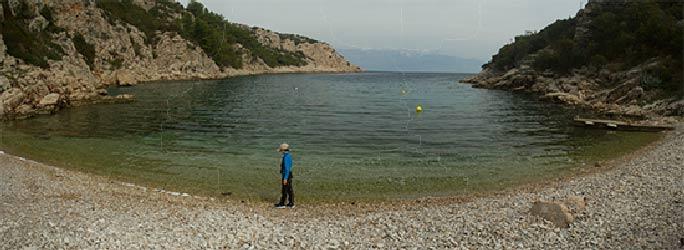 Hvar-Croatie-avec-enfants-plage