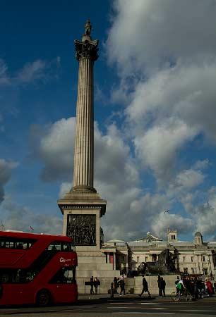 Londres-en-famille-trafalgar-square