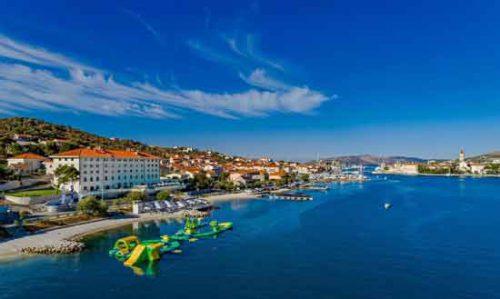 hotel-famille-croatie-trogir