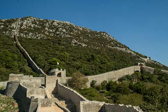 -muraille-de-Ston-en-famille-Croatie