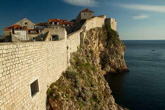 remparts-Dubrovnik-Croatie