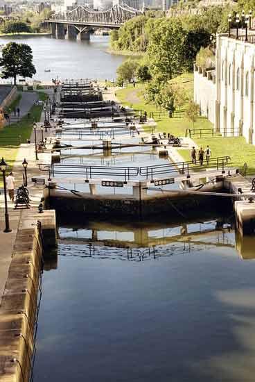 visiter-ottawa-en-famille-canal-rideau