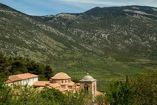 Monastère-Osios-Loukas-Grece