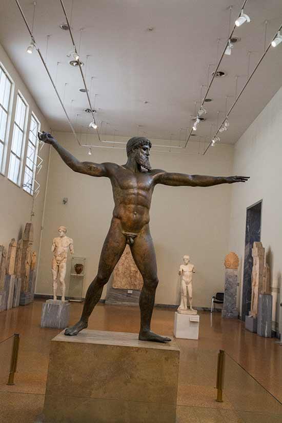 athenes-en-famille-musée-archéologique-Grèce