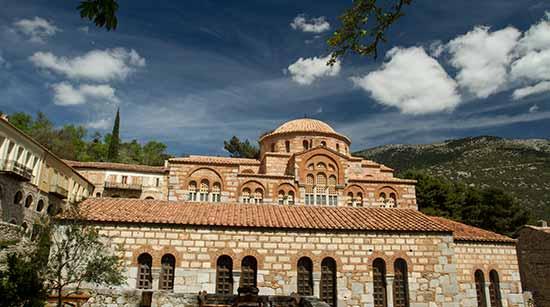 circuit-grèce-camping-car-Monastère-d'Osios-Loukas