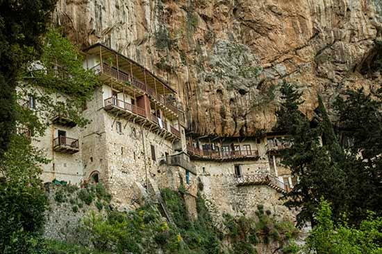 grece-avec-les-enfants-monastère-Podromou