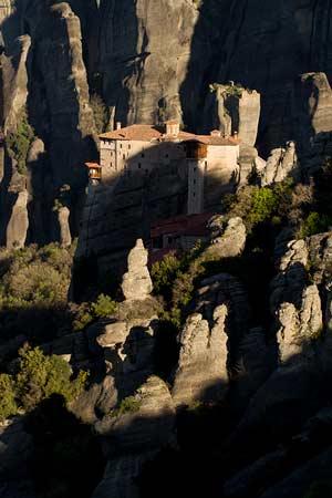 la-grèce-en-famille Monastère-Météores-Grèce