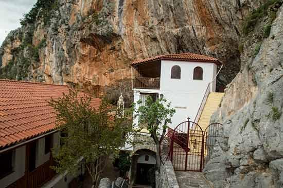 monastère-Elonis-Grece