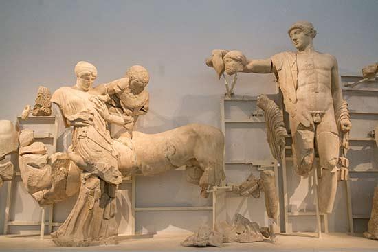 visiter--Grèce-en-famile--olympie