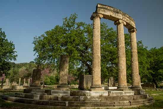voyage-en-grece-avec-enfants-olympie