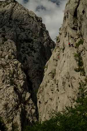 randonnée-croatie-parc-Paklenika