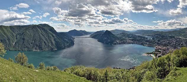 activité-famille-suisse baignade lac