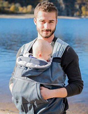 couverture-pour-porte-bébé