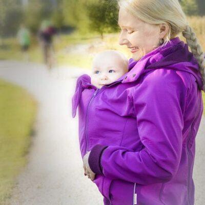 manteau-porte-bébé