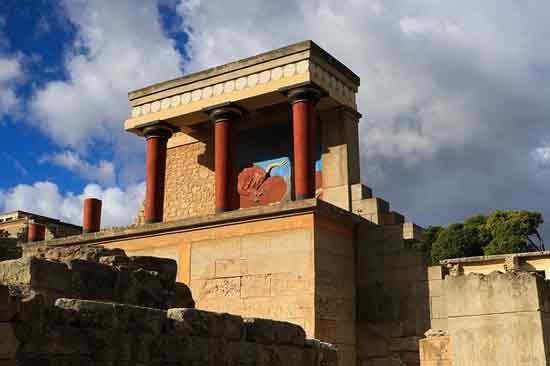 visiter-la-crete-en-famille-knossos
