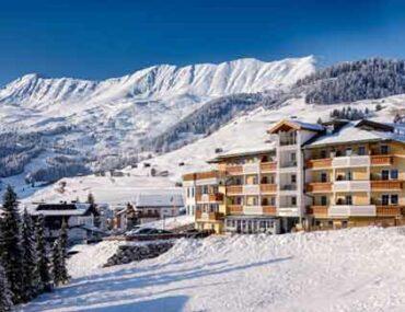 Hôtel-Castel-station-ski-Serfaus-Fiss-Ladis-autriche