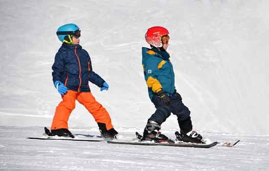 petite-station-de-ski-familiale-suisse avec enfants