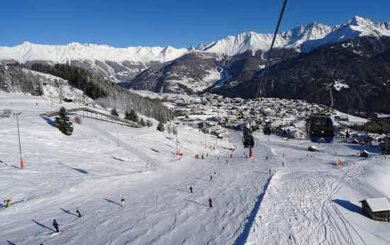 station-de-ski-autriche-famille