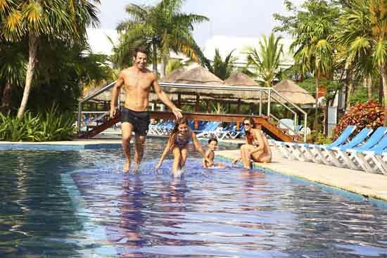 resort-mexique-famille