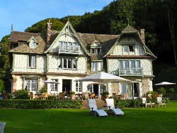 hotel-luxe-normandie-famille
