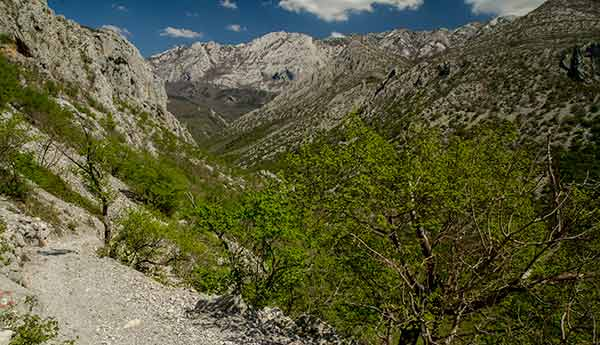 randonnée-en-croatie-Paklenika