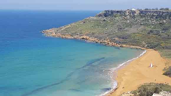 malte-en-famille-plage