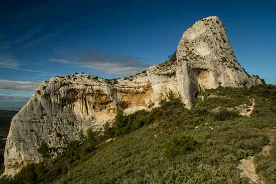 week-end-famille-provence-balade-alpilles