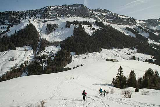 Cret-du-Char-randonnée-en-famille