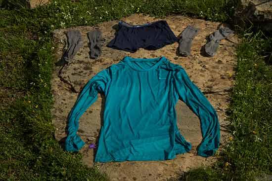 vêtement-de-randonnée-bivouac