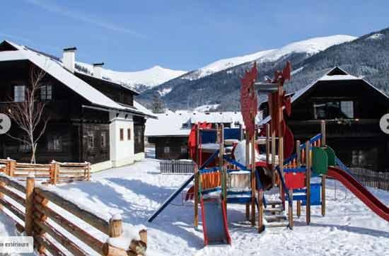 village vacances en famille tout compris