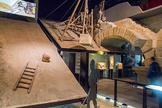 visiter-musée-Pont-du-gard