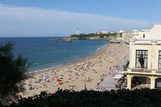 week end pays basque en famille