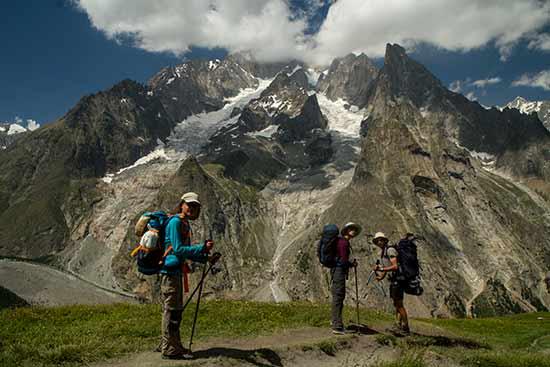 vacances en famille à la montagne