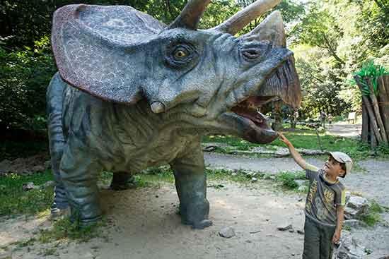 dinopark-bratislava-avec-enfant