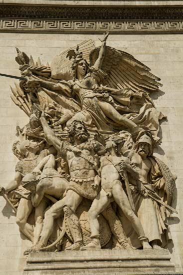 visite-arc-de-triomphe-paris-façade