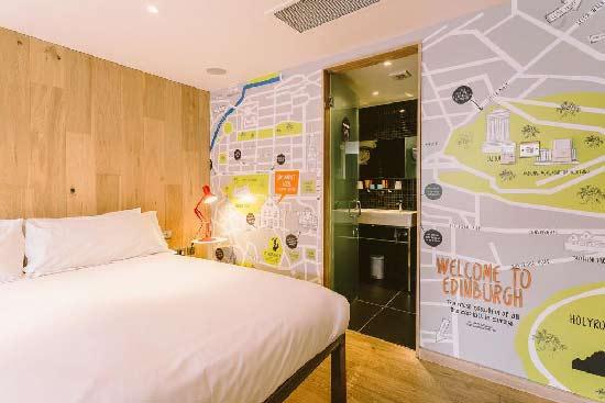 hotel-chambre-familiale-Edimbourg