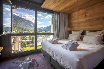 hotel-chambre-familiale-chamonix